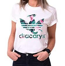 <b>Dracarys</b> Heidi - <b>Women's T</b>-<b>Shirt</b> Crewneck Targaryen Thrones ...