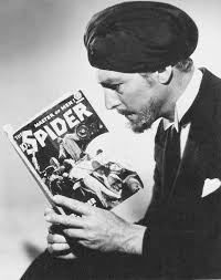 <b>Norvell W</b>. <b>Page</b> (Author of The Spider)