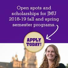 james madison university study abroad spring 2018