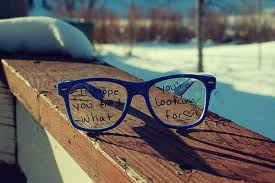 Image In Quotes Collection By BabyWeave On We Heart It Enchanting Glasses Quotes