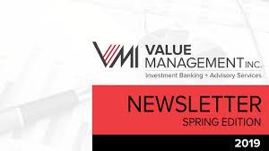 Newsletter Mastheads Vmi Web Newsletter Masthead Spring 2 Value Management Inc