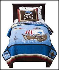 Circo Pirate Quilt Set-pirate bedding-kids pirate theme bedrooms pirates