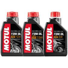 Motul Factory Line Fork Oil Synthetic 1 Litre