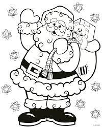Download Free Christmas Coloring Pages Printable Christmas