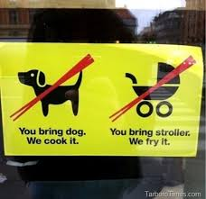 chinese restaurant sign. Simple Chinese You Bring Dog To Chinese Restaurant Sign E