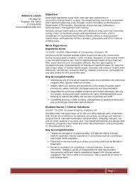 Nurse Resume Sample Oncology Nurse Resume Sample Free Resume Templates 42