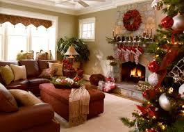 Xmas Living Room Christmas Living Rooms House Decor