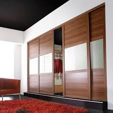 pictures of wardrobe sliding door track width