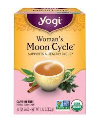 The Yetee Size Chart Yogi Womans Moon Cycle Tea 6x16 Bag