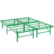 Modern Contemporary Urban Design Bedroom Queen Size Platform Bed ...