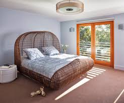 used wicker bedroom furniture