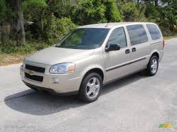 2008 Gold Mist Metallic Chevrolet Uplander LS #20358877 | GTCarLot ...
