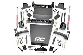 7in Suspension Lift Kit for 14-18 4wd Chevy Silverado / GMC Sierra ...