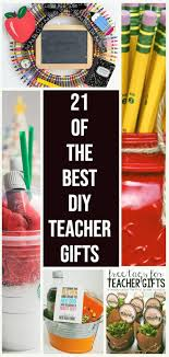 21 diy teacher gifts show your teacher appreciation with one of these homemade gifts from