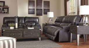 reclining living room furniture sets. McCaskill Gray Power Reclining Living Room Set Furniture Sets
