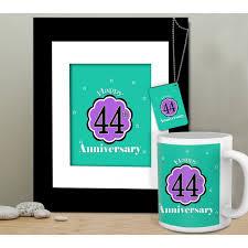 44th wedding anniversary gift