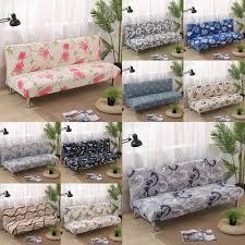 armless sofa slipcover at