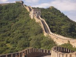 the current man made wonders of the world owlcation the great wall of