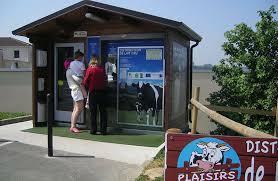 Raw Milk Vending Machine Classy Raw Milk Vending Machines Take Over Europe Modern Farmer