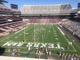 Kyle Field Section 243 Rateyourseats Com
