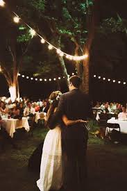 outdoor wedding reception lighting ideas. Exellent Ideas Some Light Strings Over The Reception Here And There Throughout Outdoor Wedding Reception Lighting Ideas E