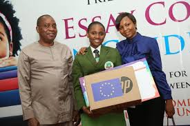"""landell mills organises awards ceremony for eu gender equality  during the keynote speech ambassador ketil karlsen the head of eu delegation to ia and ecowas said """"it gives me hope i must say when i hear that"""