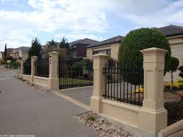 Small Picture 24 best Caststone Style Fences images on Pinterest Fence Gates