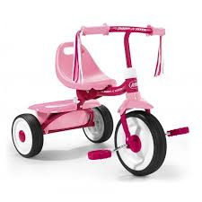 radio flyer tricycle recall pink fold 2 go trike girls trike radio flyer