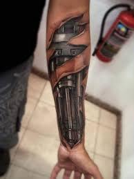 32 Tatuaggi In 3d Che Vi Sbalordiranno