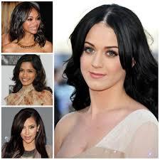 Dark Hair Style 2017 superdark hair color of celebrities best hair styles 2017 5998 by wearticles.com