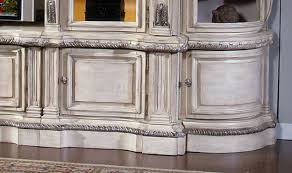 distressed antique furniture. Distressed Antique White Furniture Traditional Entertainment Wall Unit I