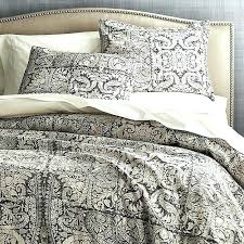 bedding crate and barrel throughout comforters prepare down bed linen g most first class what is