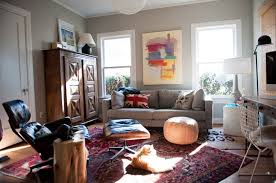 eclectic home office. 333-comfortable-library-eclectic-home-office-extraordinary-design- Eclectic Home Office R
