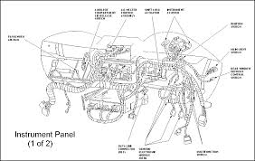 wiring diagram for 2000 ford mustang the wiring diagram 2000 3 8l v6 mustang wiring harness wiring diagram