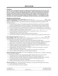 Quality Control Technician Resume Sample Quality Assurance Lab Technician Sample Resume New Quality Control 2