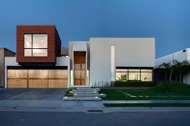 view modern house lights. Beautiful And Stylish Contemporary Home Interior Design By Arquitectura En Movimiento : White Painted With View Modern House Lights