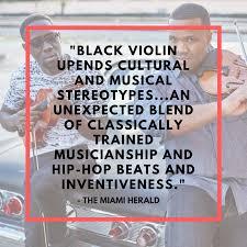 The Schaefer Center Presents Black Violin Classical Boom