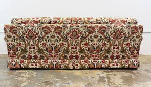 Paisley Sofa vintage paisley 3 seat sofa before & after vintage modern furniture 8863 by xevi.us