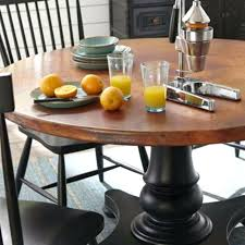amusing 54 inch round dining table round dining table inch round copper dining table 2 ideas