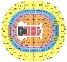 Key Arena Detailed Seating Chart Panic At The Disco Packages