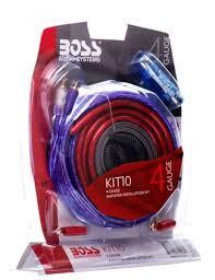 boss audio kit 4 gauge amp amplifier install wiring power sub car boss audio kit 4 gauge amp amplifier install wiring power sub car subwoofer kits 2 2 of 4