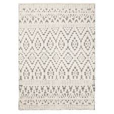 zelbio rug white