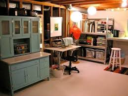 basement office ideas. remodeling ideas for an glamorous unfinished basement office