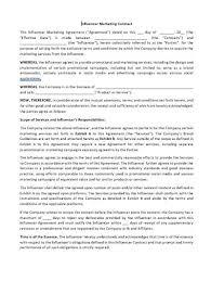 Permalink to Marketing Agency Agreement Template – Social Media Consulting Services Contract / Home contracts and agreements advertising agency agreement template.