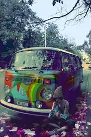 Hippie Buses 136 Best Vans Flower Power Love Hippie Images On Pinterest