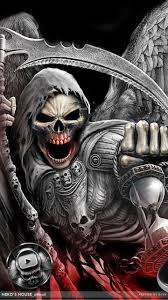 Jester Skull Wallpaper