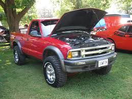 Pickup » 1994 Chevrolet S10 Pickup - Old Chevy Photos Collection ...