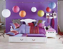 pink wall paint color of bedroom decorating ideas for teenage girl