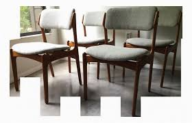 magnificent glamorous danish dining chairs vine vine erik buck o d together with a rudin chairs gallery home furniture charming