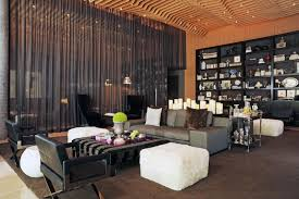 ... The Residences at W Hollywood Residence Living Room ...